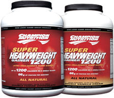 Champion Nutrition Super HeavyWeight Gainer