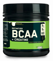 Optimum Nutrition BCAA Plus Creatine