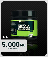 Optimum Nutrition BCAA Powder